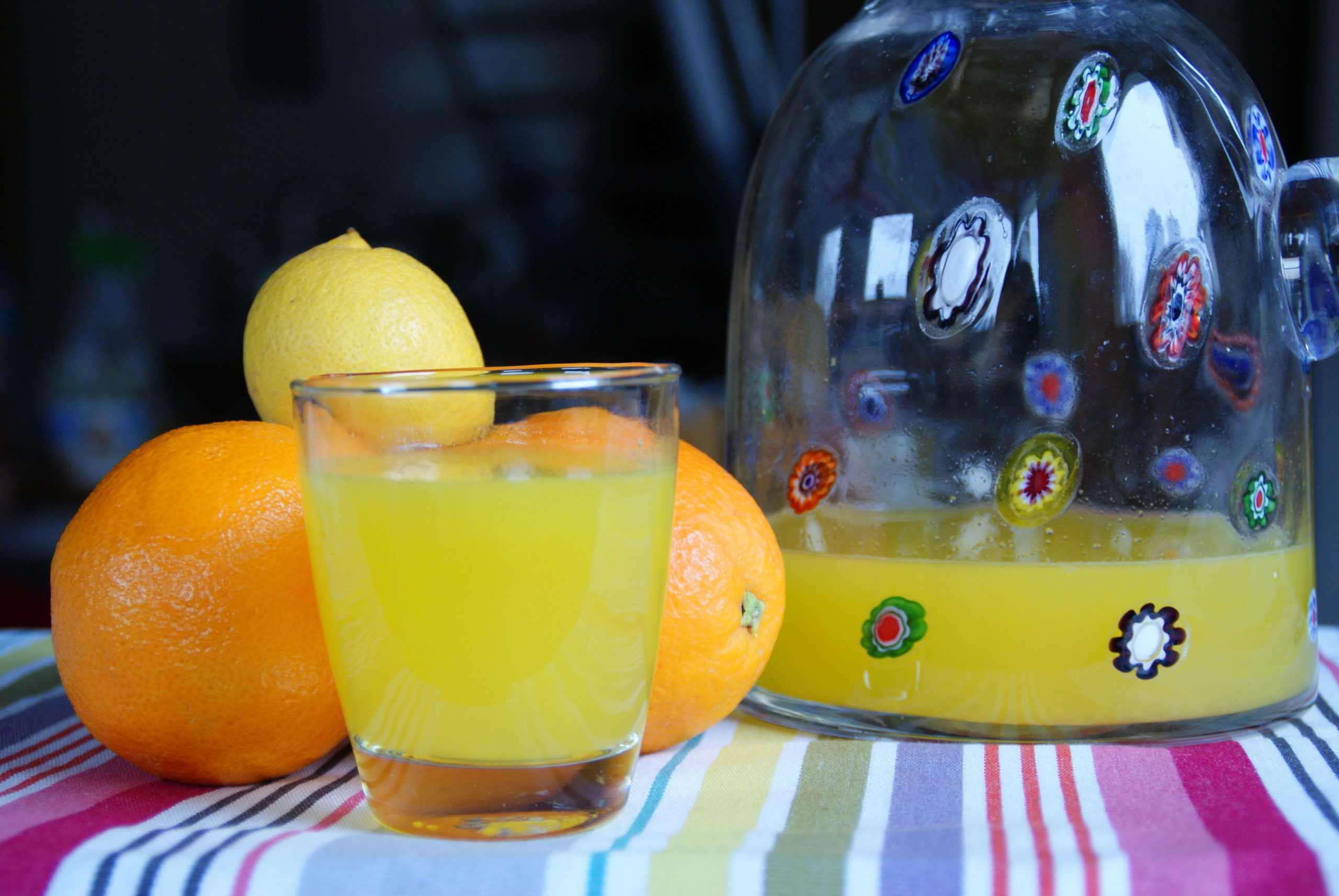 Orangeade et Marmelade !