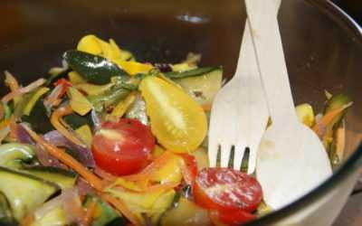 MARINADE de légumes d'ETE